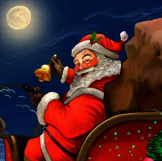 Here Comes Santa Claus/Jingle Bells