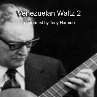 Venezuelan Valse 2
