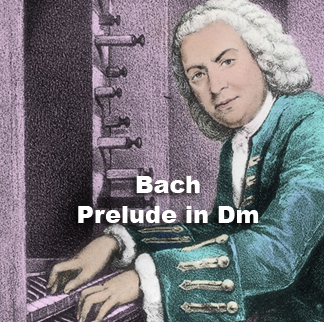 Bach Prelude in Dm