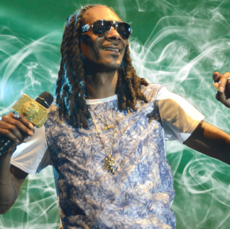 Snoop Dogg Weed