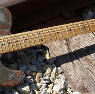 Rusty Old Guitar