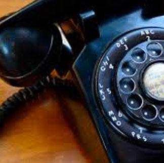 RotaryTelephone Dial 01