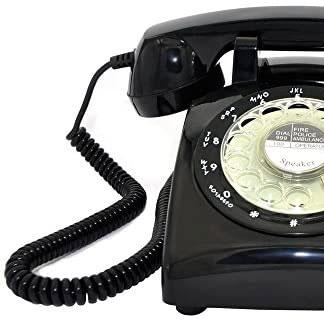 RotaryTelephone Dial 02