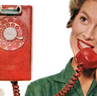 RotaryTelephone Dial 09