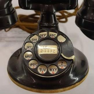 RotaryTelephone Dial 06